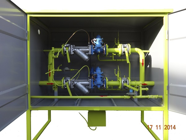 Фильтр ФН 2-2М фл. У2