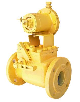 Клапан предохранительный запорные КПЗ-80
